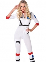 Female Astronaut - Women's Costumes